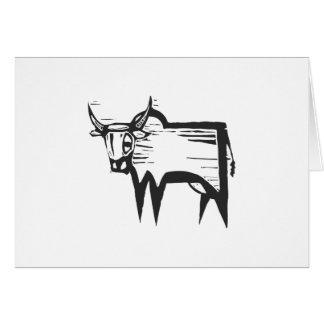 Cartão Wildebeest