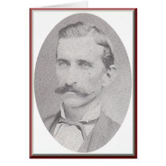 Cartão William Dana Crosland
