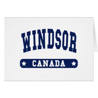Cartão Windsor