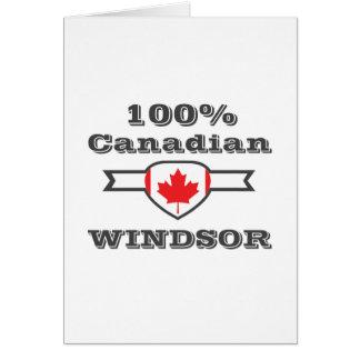 Cartão Windsor 100%