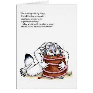 Cartão Wolfie