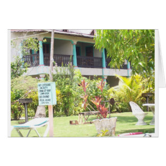 Cartão XTABI Negril Jamaica