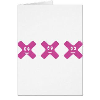 Cartão xxx