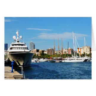 Cartão Yachting