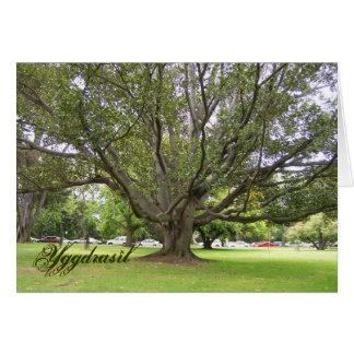 Cartão Yggdrasil