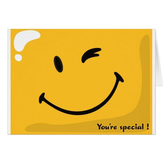 Cartão You are special