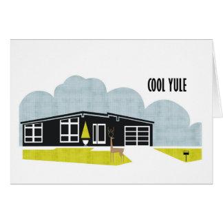 Cartão Yule legal