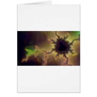 Cartão Zumbido de da Vinci Mandelbrot