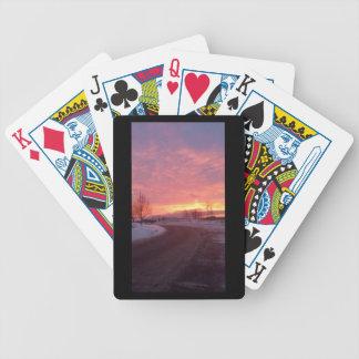 Cartas De Baralho Cartões de jogo do póquer
