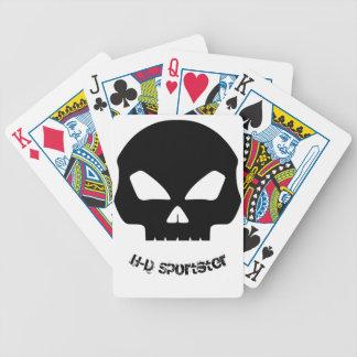 Cartas De Baralho Cartões de Sportster
