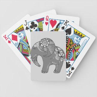Cartas De Baralho Elefante 4