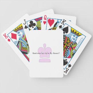 Cartas De Baralho Italiano-Rainha