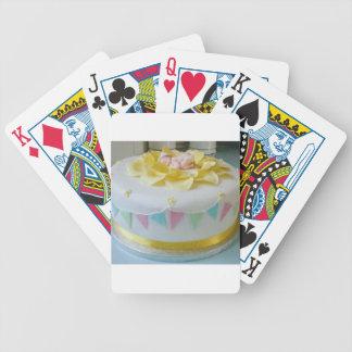 Cartas De Baralhos bolo _birthday 2