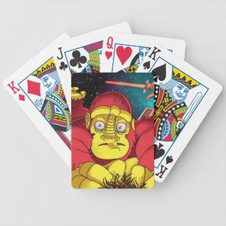 Cartas De Baralhos Cartões de jogo de Pornstache Semaj