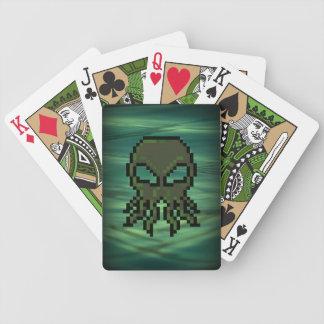 Cartas De Baralhos Cartões de jogo profundos de Bicycle® do deus