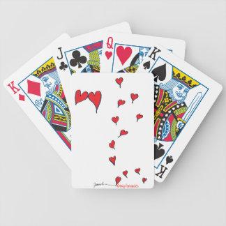 Cartas De Baralhos corações 1 por fernandes tony