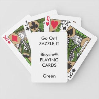 Cartas De Baralhos Vazio feito sob encomenda dos cartões de jogo do