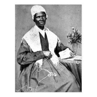 Carte sumário de visite da verdade do Sojourner, 1 Cartoes Postais