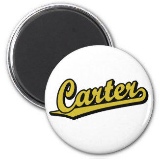 Carter no ouro imas