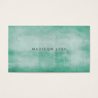 Cartões afligidos verde da nomeação da textura