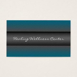 Cartões Center da nomeação do bem-estar