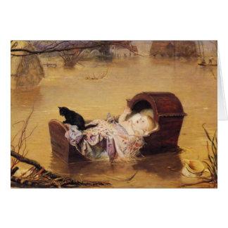 Cartões com pintura de John Everett Millais
