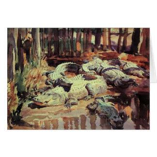 Cartões com pintura de John Singer Sargent