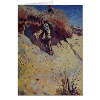 Cartões com pintura de Winslow Homer