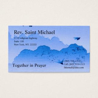 Cartões da administração da igreja