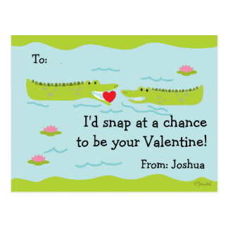 Cartões da sala de aula dos namorados para o