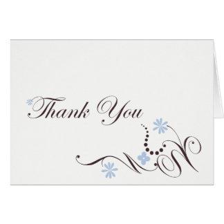 Cartões de agradecimentos