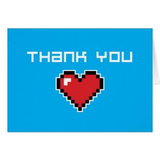 Cartões de agradecimentos - bocado 8