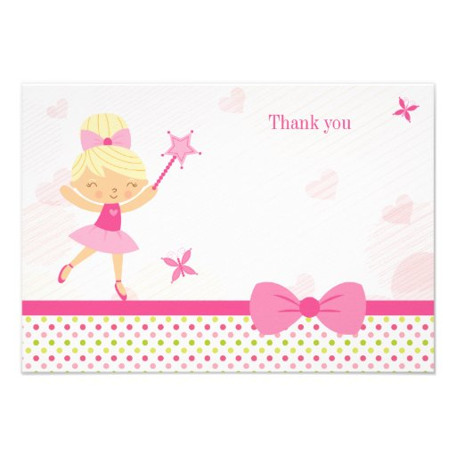 Cartões de agradecimentos bonitos do aniversário d convite