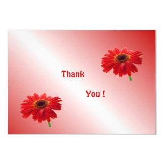 cartões de agradecimentos brilhantes