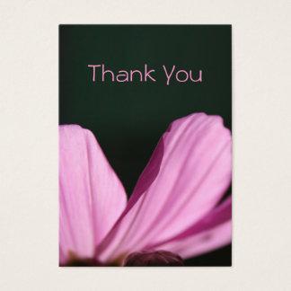 Cartões de agradecimentos - Comos & Sun -