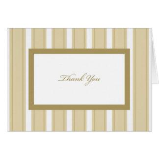 Cartões de agradecimentos da simpatia ou do