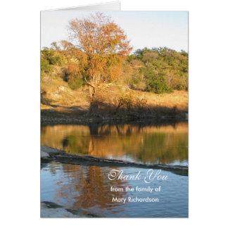 Cartões de agradecimentos da simpatia - rio