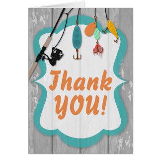 Cartões de agradecimentos de harmonização do