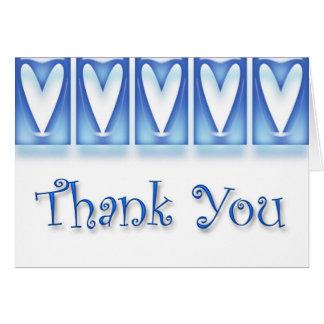 Cartões de agradecimentos de HeartFrames