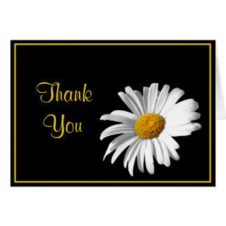 Cartões de agradecimentos do casamento da margarid