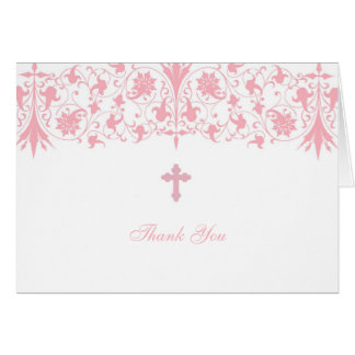 Cartões de agradecimentos elegantes ortodoxos do