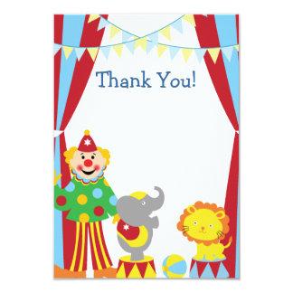 Cartões de agradecimentos feitos sob encomenda do convite 8.89 x 12.7cm