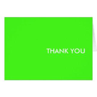 """cartões de agradecimentos--""""limão elétrico """""""