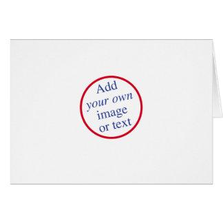 Cartões de agradecimentos: O costume, cria seus