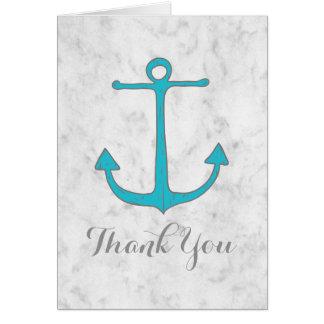 Cartões de agradecimentos rústicos do casamento da