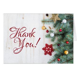 Cartões de agradecimentos temáticos do feriado do