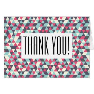 Cartões de agradecimentos - texto editável do