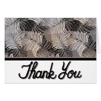 Cartões de agradecimentos - toda a ocasião