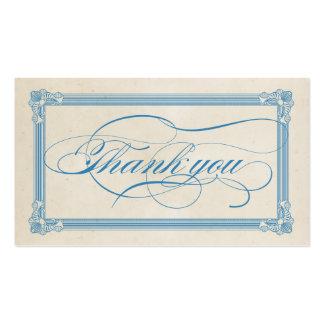 Cartões de agradecimentos vermelhos, brancos & modelo cartões de visita
