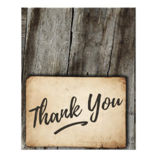 Cartões de agradecimentos - vintage, fundo de